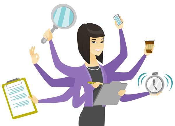 Multi-Tasking: Three Reasons It's An Atrocious Idea