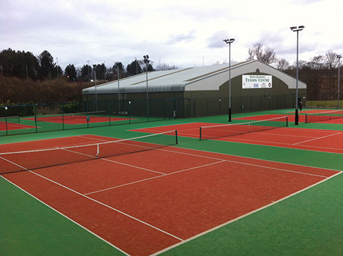 Playturf: Tennis Courts