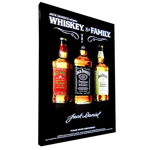 Photot of Jack Daniels 101mm SEG LED Sign