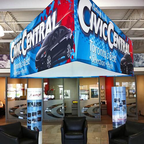 Photo of Honda Civic Exhibit