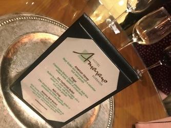 Special Cocktails @ Hotel Amarano