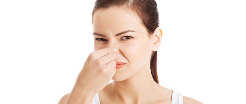 Como eliminar malos olores
