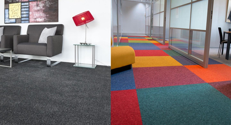 Diferentes tipos de alfombras