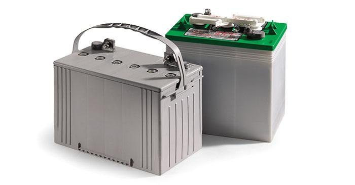 Uso y cuidado de las baterías