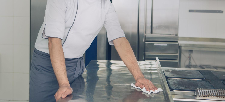 La limpieza en la industria alimentaria
