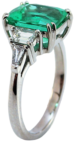 Engagement Ring Alluvium Jewellery Auckland