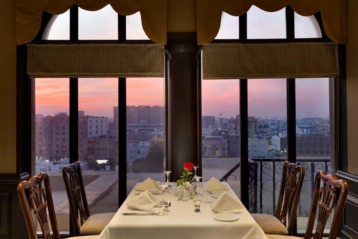 Restaurant photography of Sea View Restaurant at Hawthorn Suites by Wyndham Al Khobar