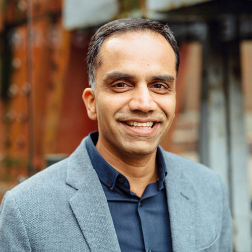 Sunil Menon - Director of Sales for VRX Studios