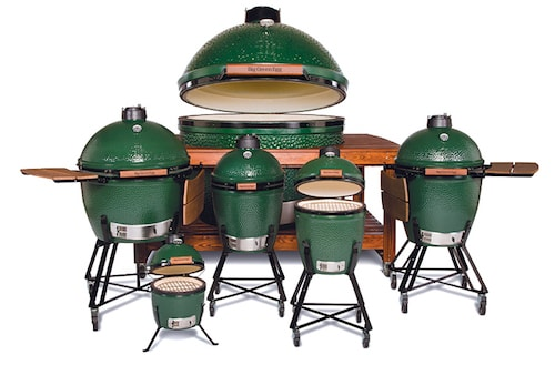 Big Green Egg Grill