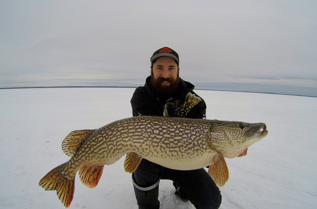 fishing pike canada