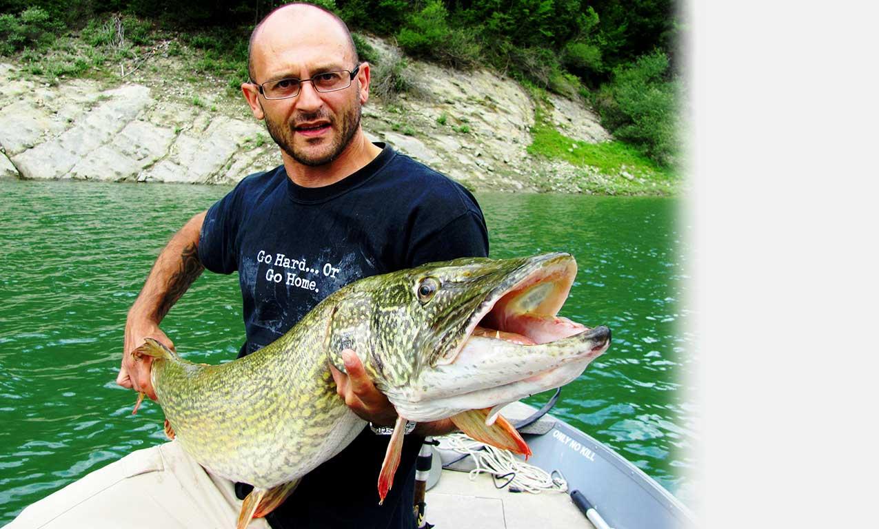 Fishing, Spinning, Catfish