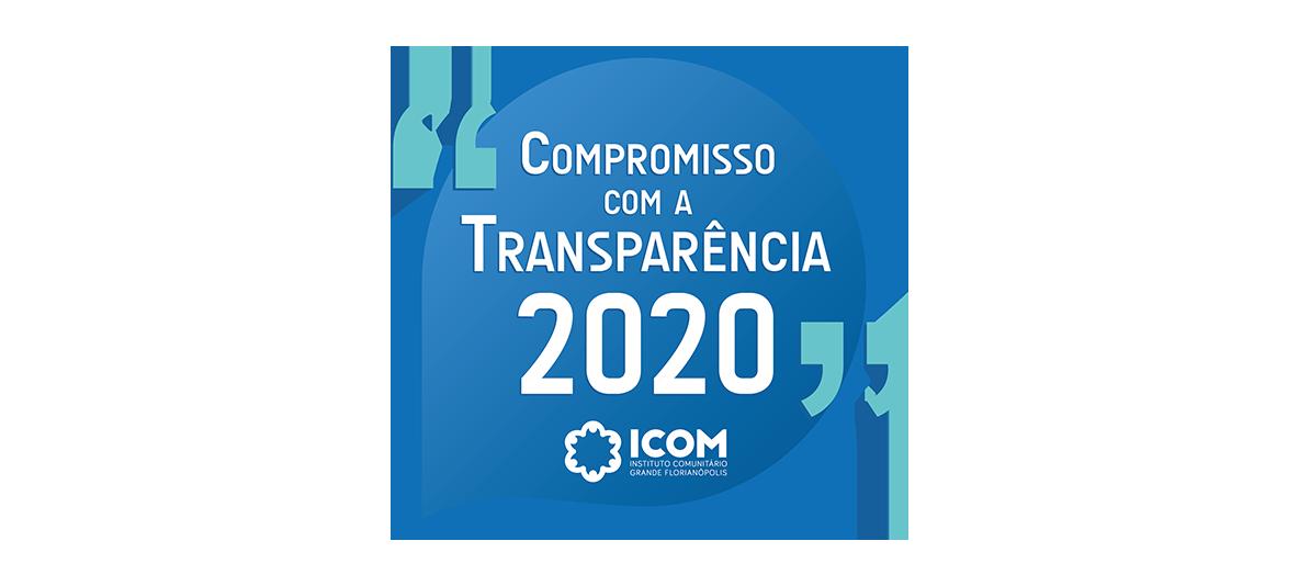 Selo Gestão e Transparência - Instituto Doar