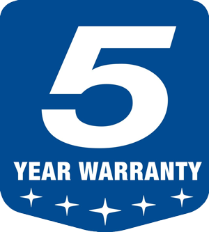 heat pump 10 year warranty