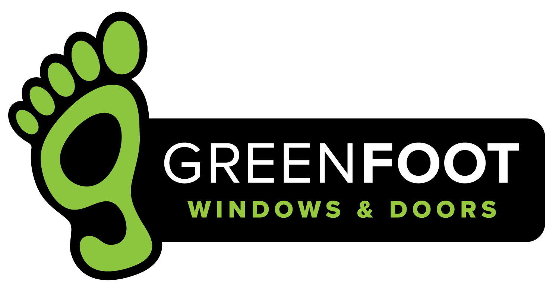 Windows & Doors Greenfoot Logo
