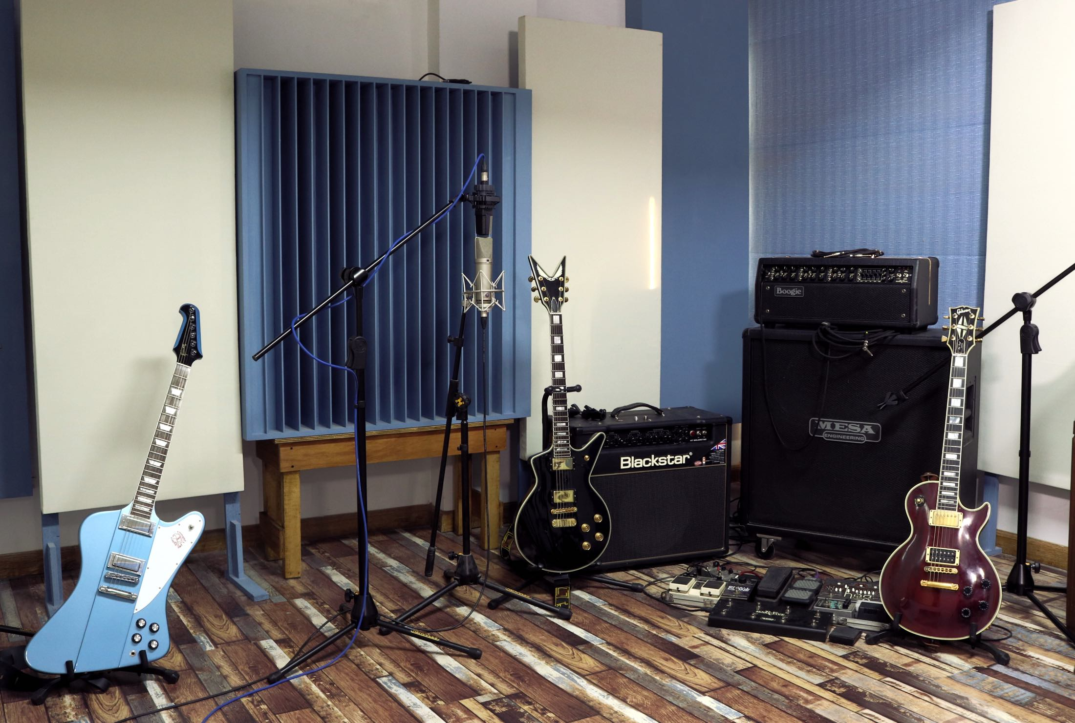 acoustic song space rental