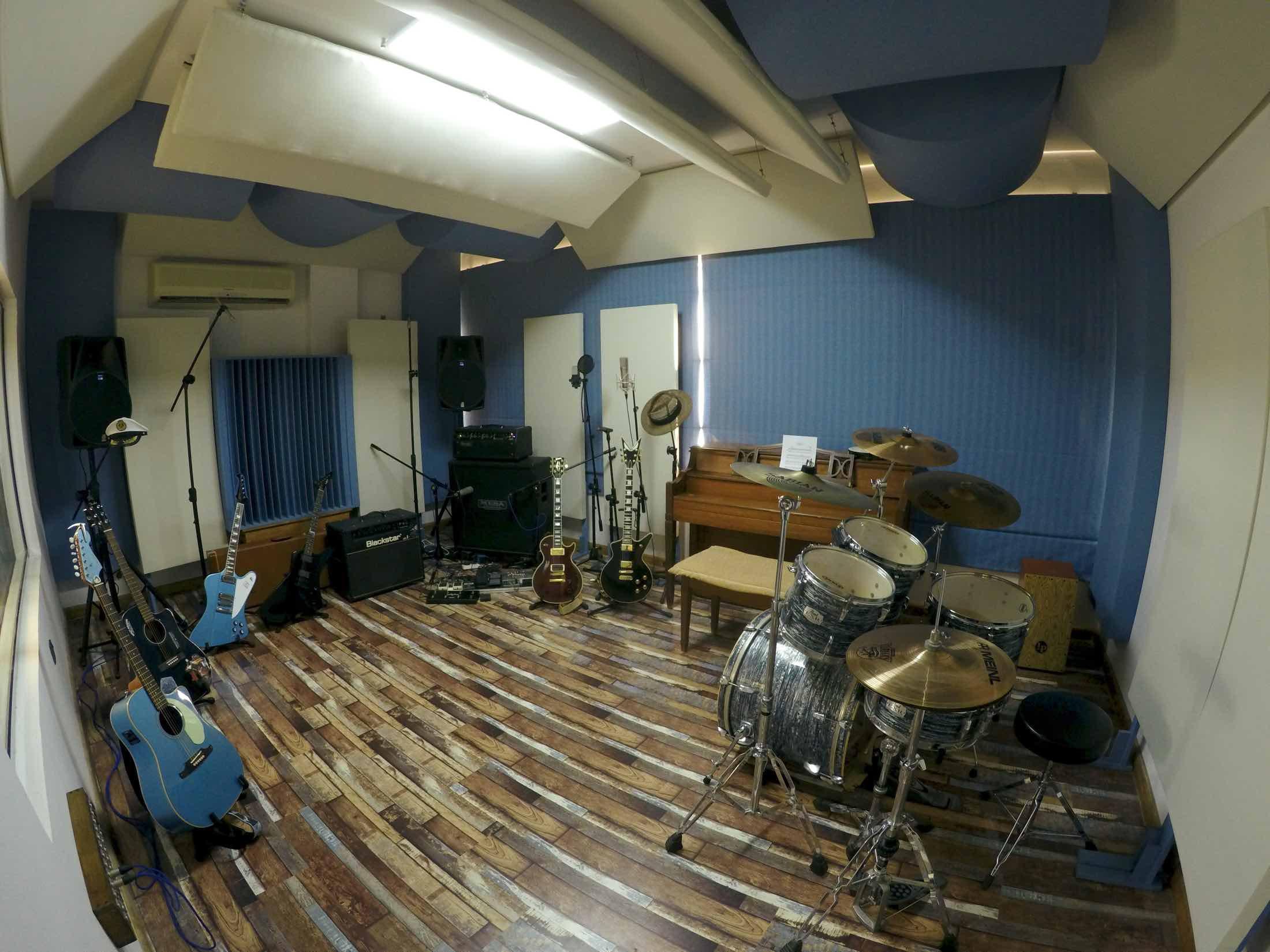 rehearsal space rental