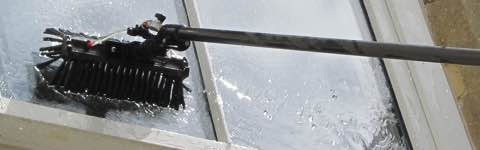 Pure Water Window Cleaning in Calgary