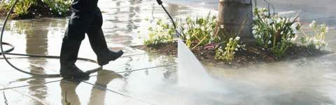Pressure Washing in Calgary