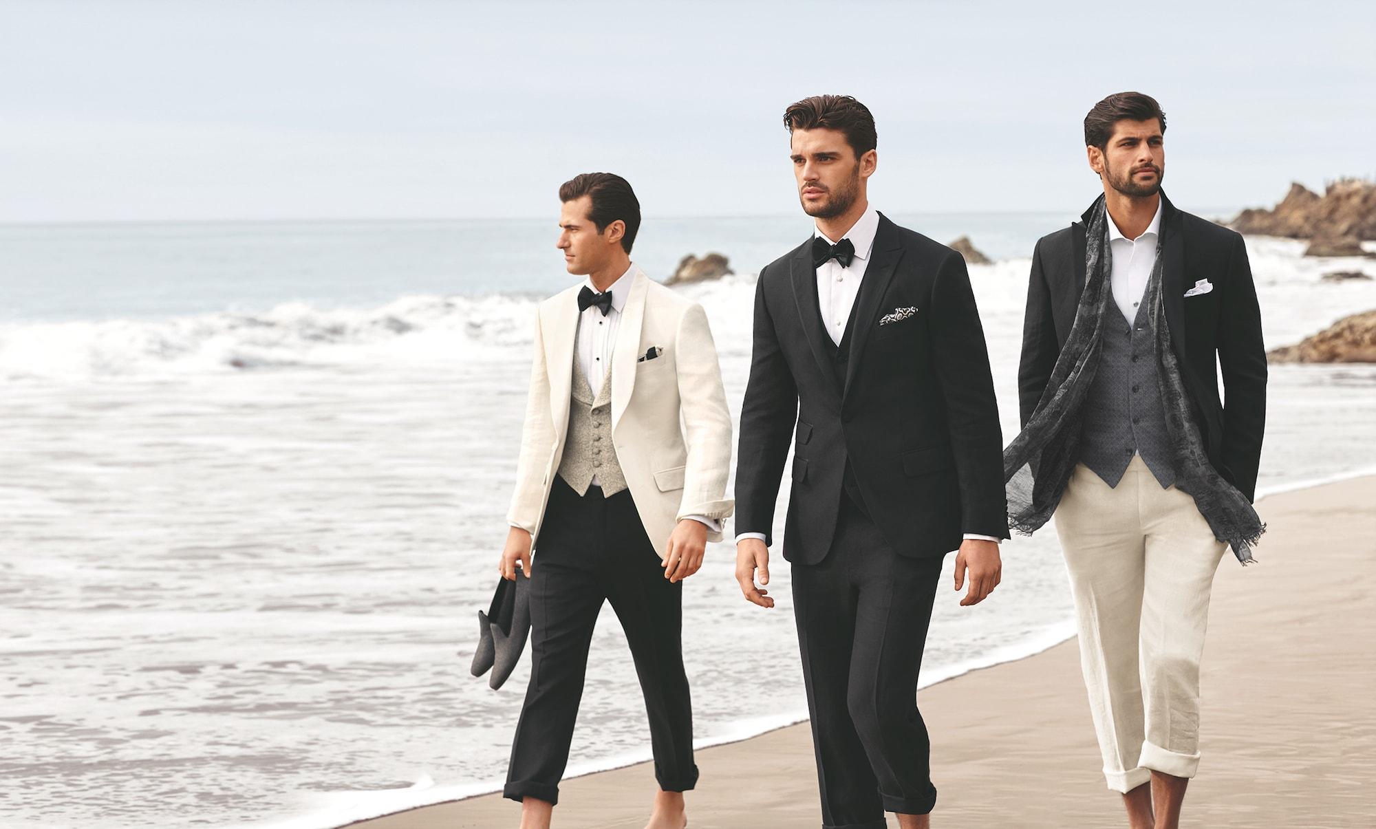 XYZ Men's Wearhouse Prom