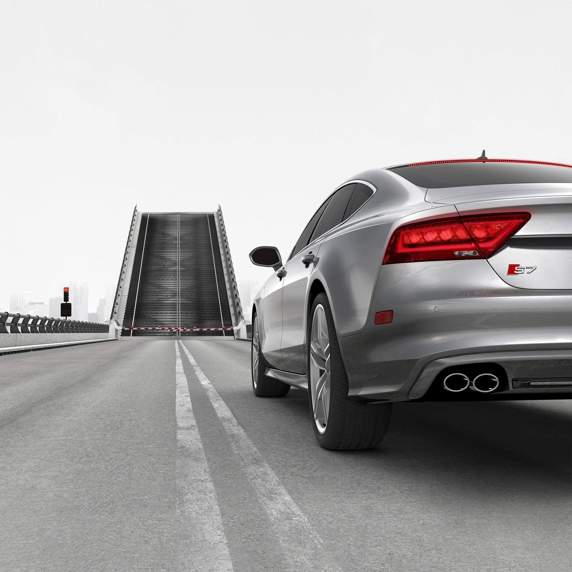 XYZ Audi S7