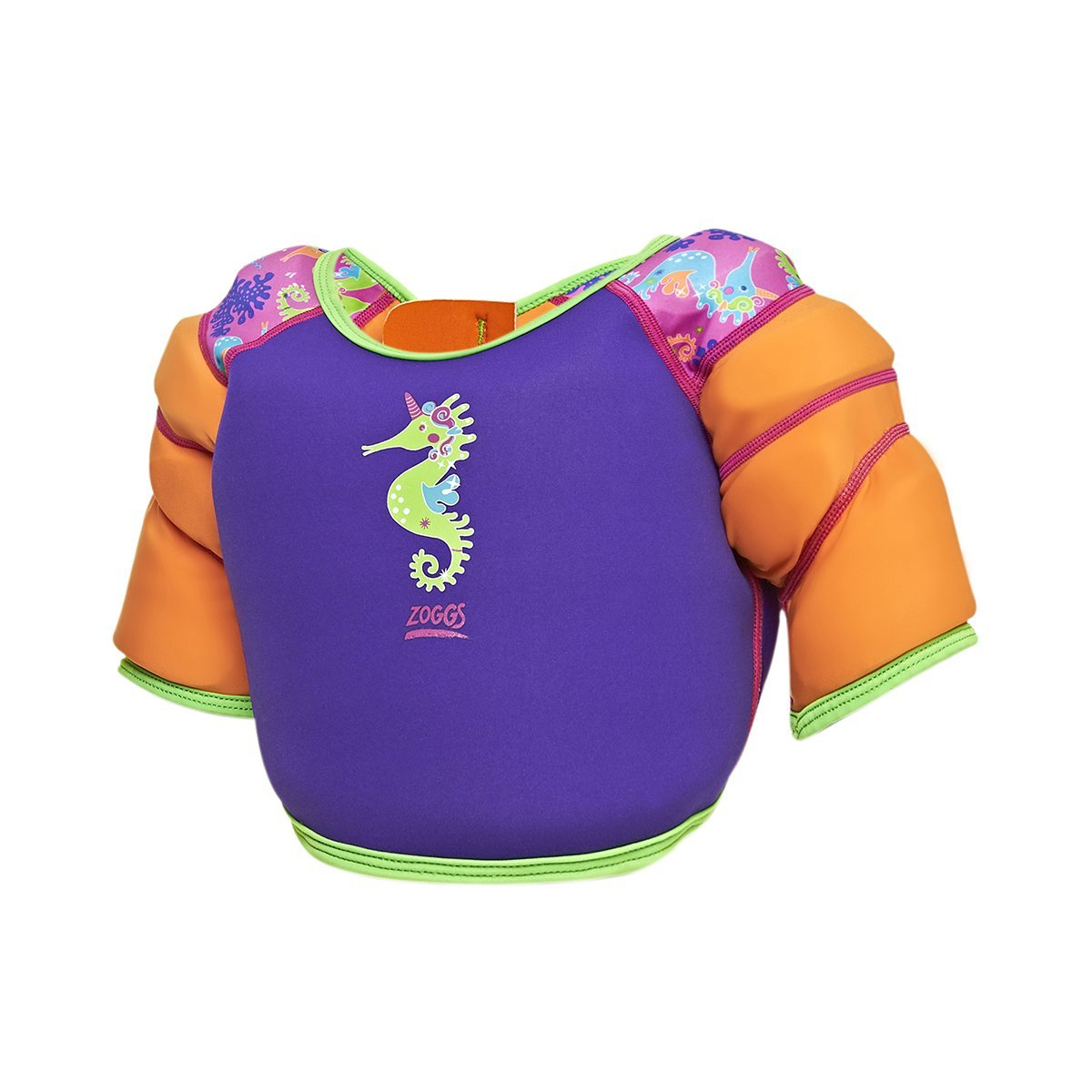 Water Wings Vest (Purple)