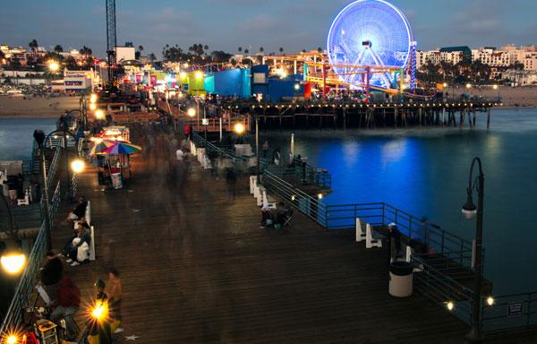 Dunes Inn Sunset Santa Monica Pier