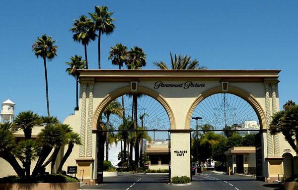 Dunes Inn Sunset Paramount Studios