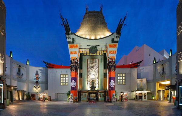 Dunes Inn Sunset Chinese Theater