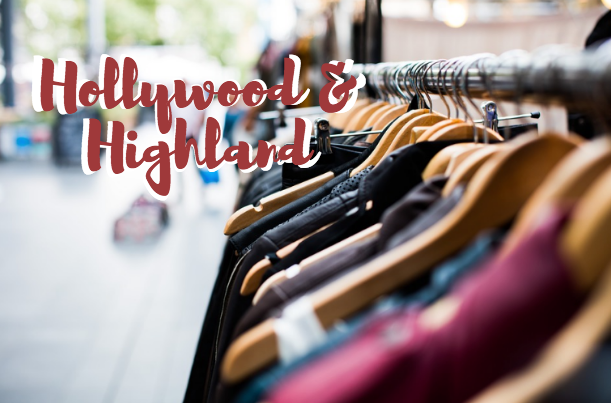 places on hollywood and highland