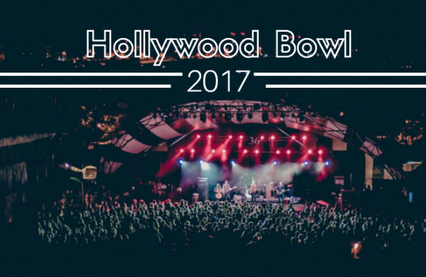 events happening at the hollywood bowl