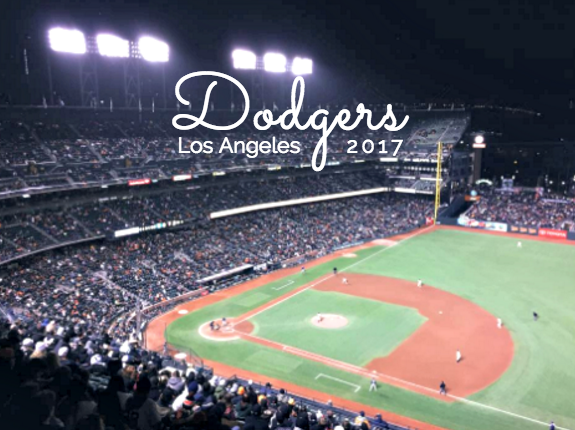 los angels dodger games