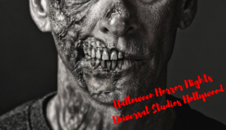 Halloween Horror Night At Universal Studios Hollywood