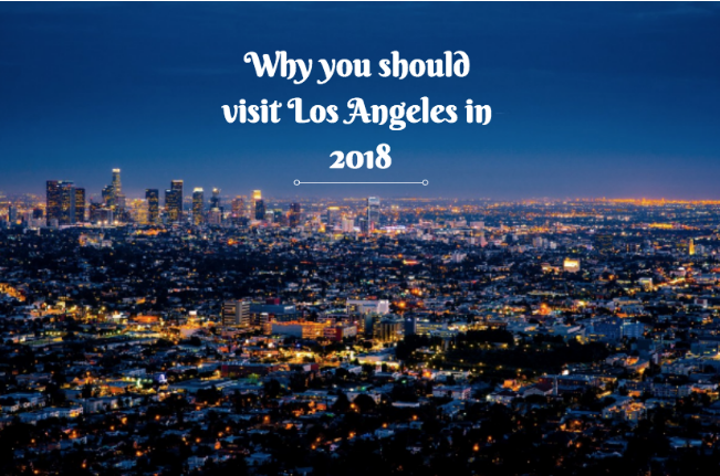 why visit los angeles