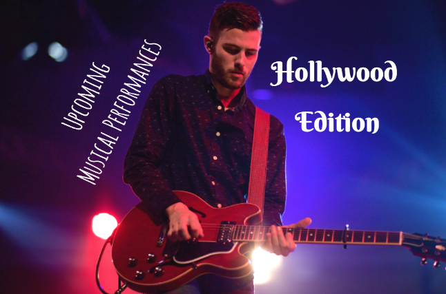 Hollywood Musical Performances