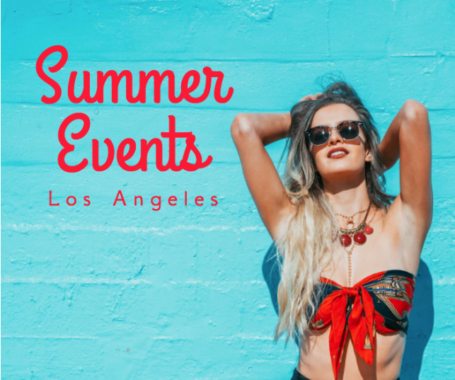 summer events in los angeles