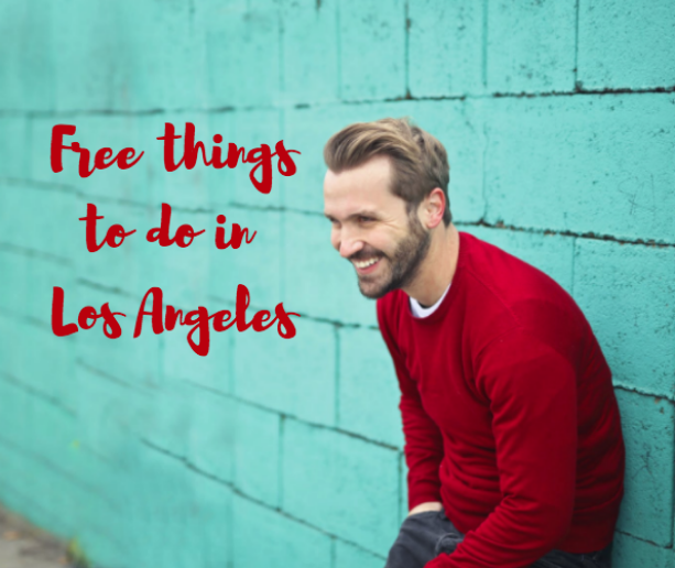 free things to do in la