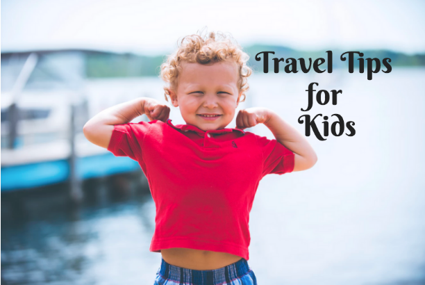 traveling to los angeles with kids