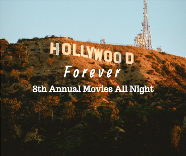 hollywood forever cemetery party