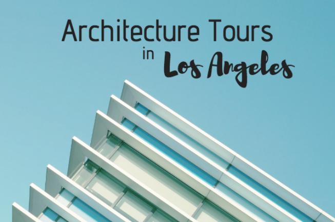 los angeles architecture tour