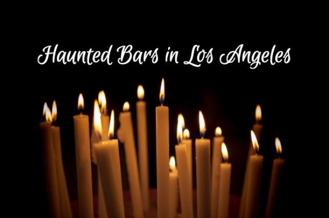 haunted bar in la