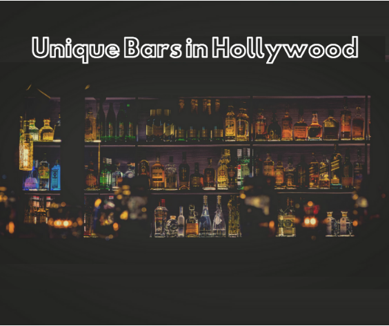 unique bars in hollywood