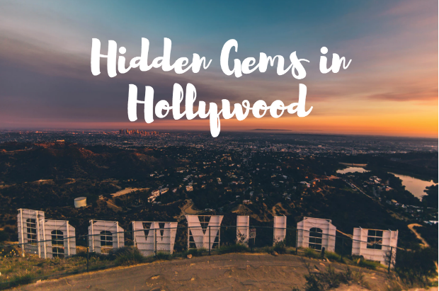hidden gems in hollywood