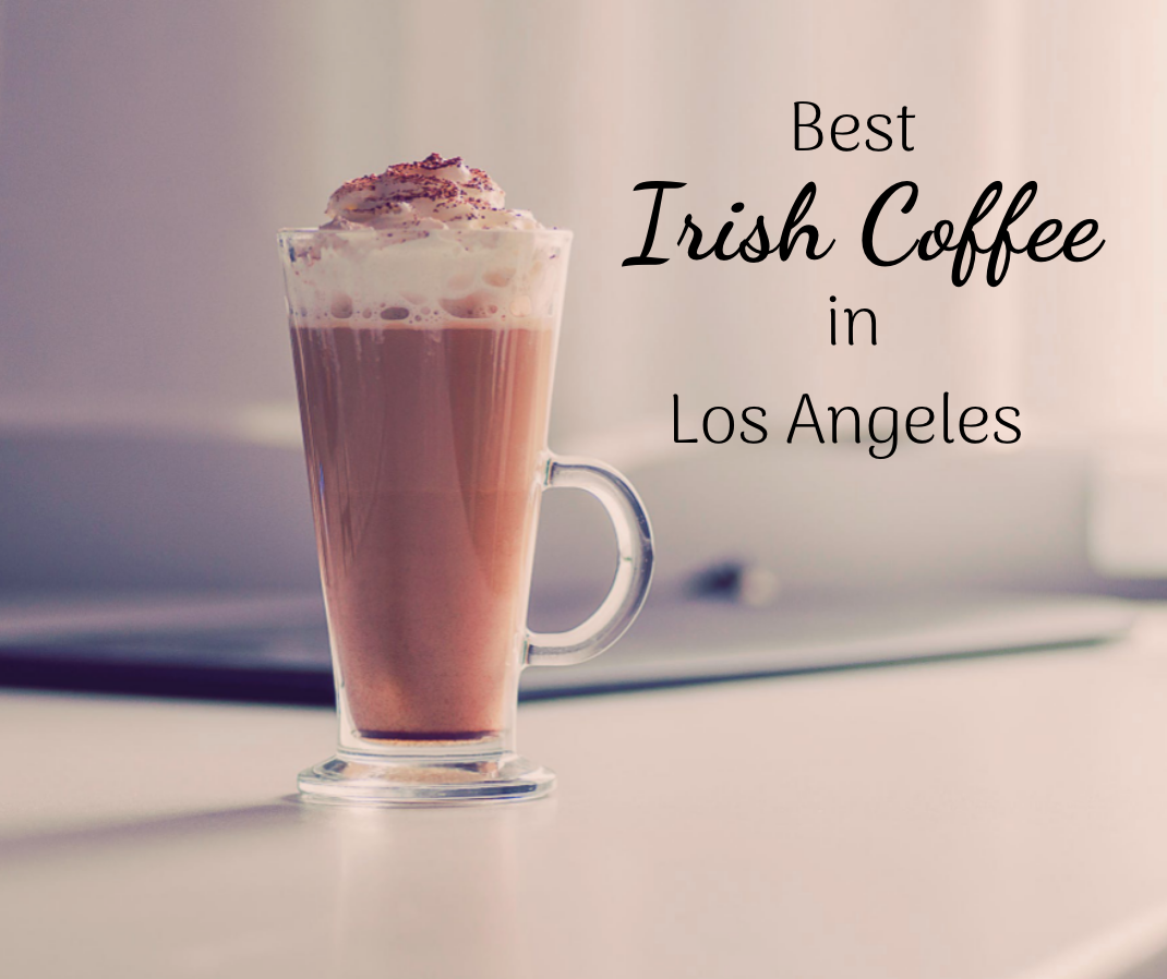 irish coffee shop west hollywood