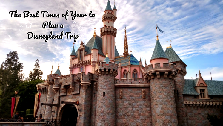 best time to plan Disneyland trip