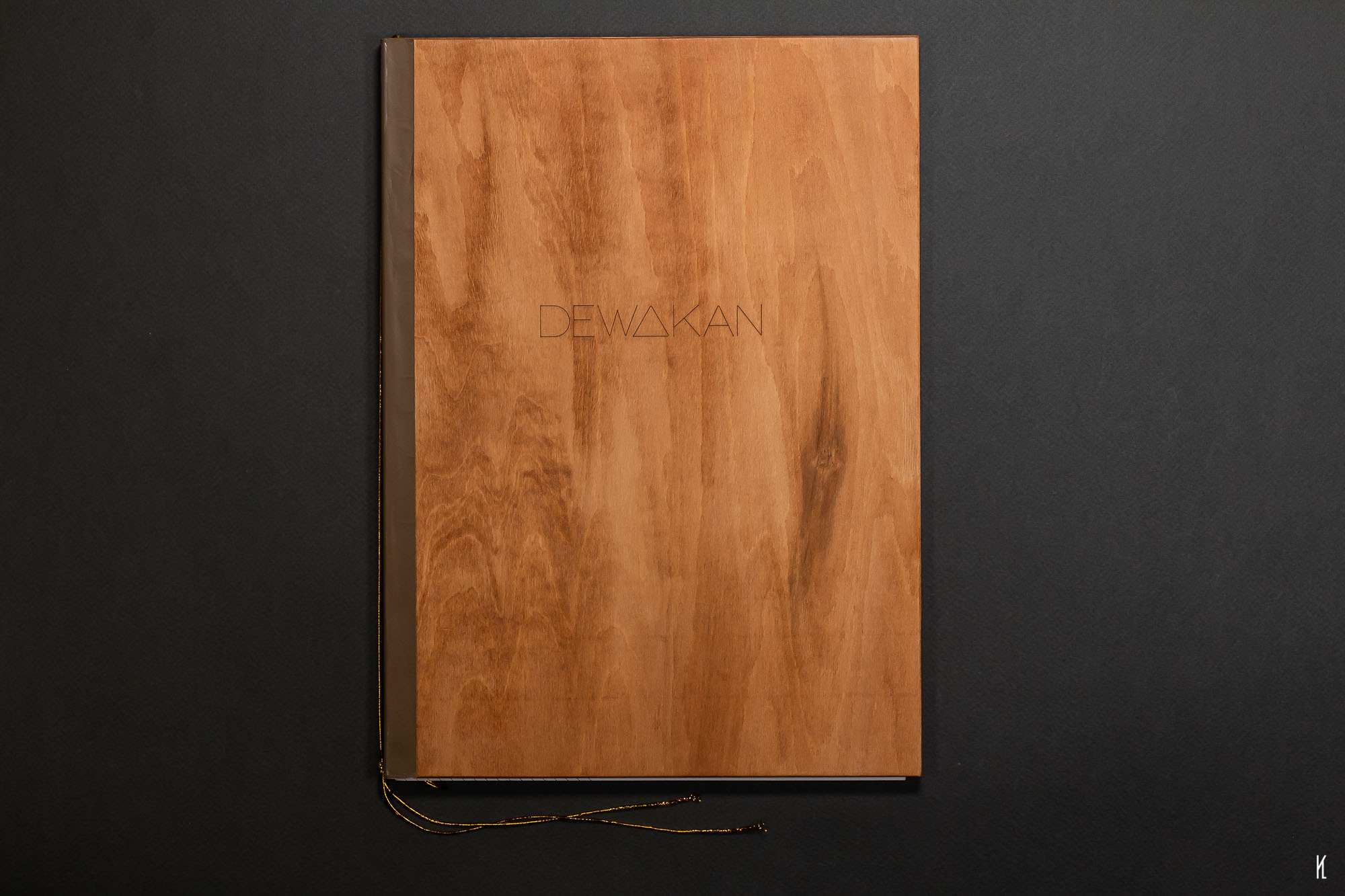 Identity, Art Direction and Menu Design for Dewakan Restaurant