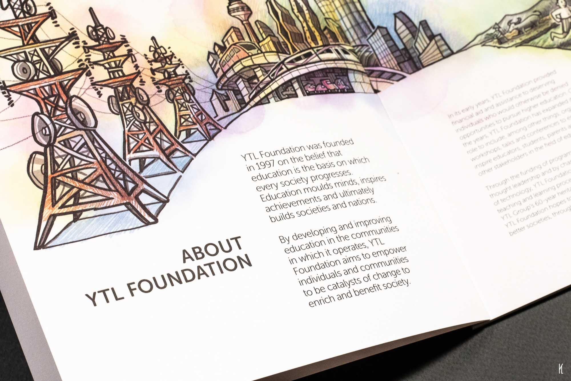 Scholarship Prospectus for YTL Foundation