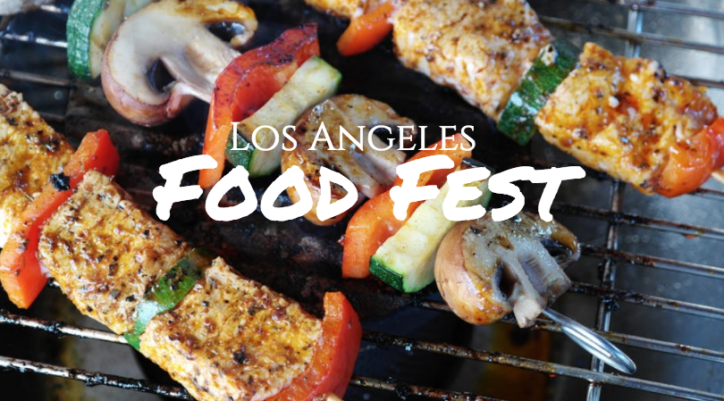 los angeles food fest