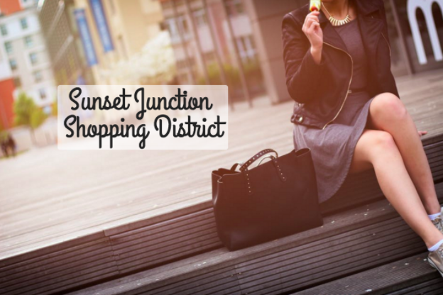 Sunset Junction Shopping District