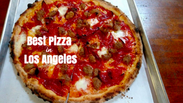 best pizza los angeles