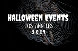 Halloween Events in Los Angeles